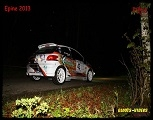 Rallye National de l'Epine Mt du Chat - 24 et 25 Juin 2013